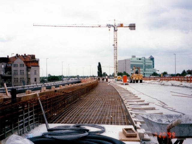 A100 Brücke Neukölln BERLIN