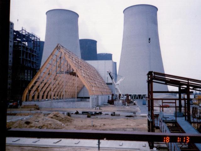 Boxberg Kraftwerk Erweiterungen