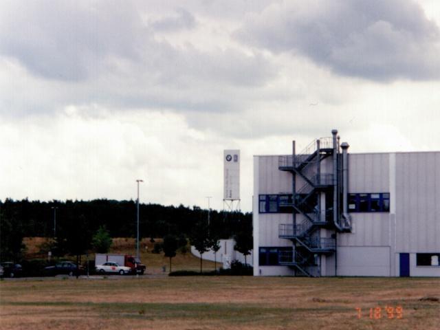 Erweiterung BMW Fabrik Dahlewitz