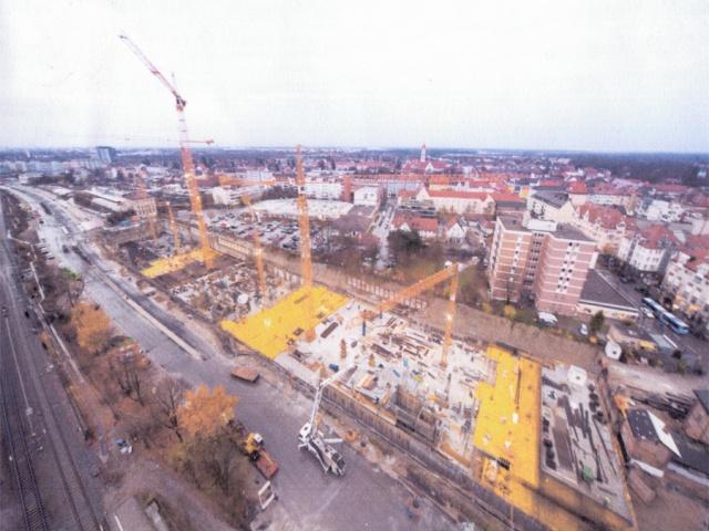 Einkaufszentrum Passing in München