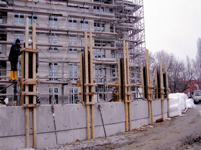 4 Block Wohnungen BERLIN