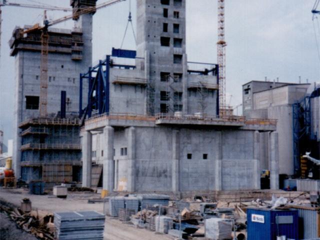 Erweiterung Zementwerk Rüdersdorf